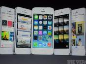 L'iOS disponible