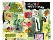 Fruits légumes d'octobre