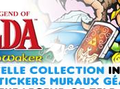 Stickers Muraux exclusifs Legend Zelda chez Stickboutik.com