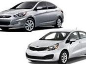 Hyundai Accent 2014 Match comparatif
