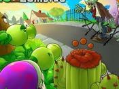 Plantes contre Zombies optimisé pour toutes versions iPhone 5...