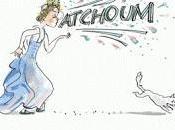 Princesse atchoum Susie Morgenstern