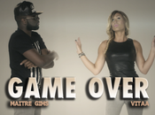 "Vitaa Maître Gims clip ""Game Over"" disponible"
