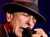 Leonard Cohen live… Cadeau pour Bernie.