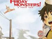 Attack Friday Monsters! Tokyo Tale