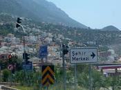 Carnet voyage Turquie Retour Antalya, passant Mont Chimère (Yanartaş) l'arrivée Nevşehir
