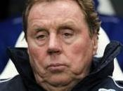 Angleterre Redknapp allume fédération