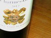 vins blancs l'appellation Francs-Côtes Bordeaux Charmes Godard 2010 2012