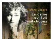 dame fuit Saint-Tropez