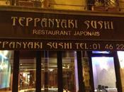Teppanyaki Sushi, teppanyaki dans 17ème