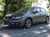 Essai routier: Honda Civic 2013