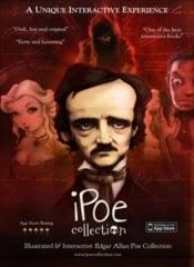 iPoe collection interactive illustrée d'Edgar Allan