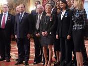 Bernard Amsalem fait officier Légion d'honneur François Hollande