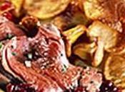 Chevreuil patates douces
