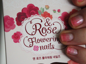 Rose Flowering Nails
