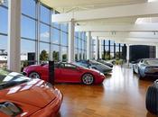 Lamborghini ouvre musée Google Maps