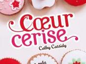 filles chocolat tome Coeur cerise, Cathy Cassidy
