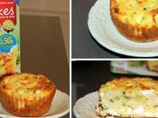 Cake courgette-fêta menthe