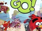 Angry Birds joue Mario Kart