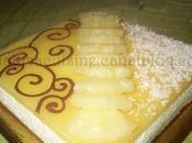 Bavarois ananas coco