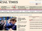 Priorité numérique pour Financial Times