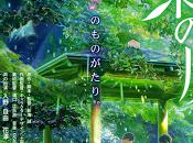 Garden Words Kotonoha Niwa, Makoto Shinkai (2013)