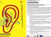 Cartographie balade sonore bourg-en-bresse