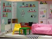 Ikea lance meubles pour poupées
