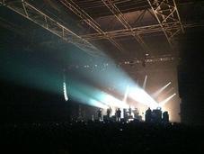 concert avec Freddy's Drop parlant concerts...