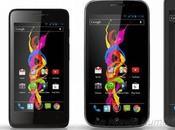 smartphones abordables Archos Titanium sous Android sont disponibles