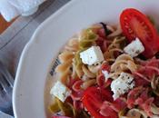 Gluten free Pasta Tomate Feta