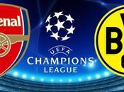 Arsenal Dortmund élève Gunners