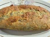 Cake ricotta citron graines pavot