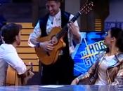 Sergio Ramos chante sérénade belle