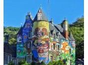 Graffiti Project Kelburn Castle