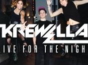 Wet, nouvel album Krewella sortira dans bacs novembre prochain