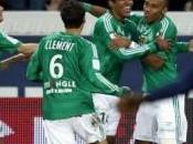 Saint Etienne match Ligue soir direct Canal
