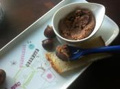 Pâte tartiner châtaigne cacao