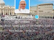 SUCCESS STORY. Pape François: nouvelle star réseaux sociaux Twitter