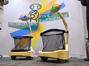robot Budgee présenté RoboBusiness 2013