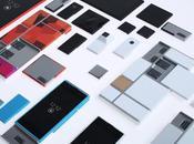 Project, smartphone modulable selon Motorola