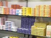 Produits pharmaceutiques Recul facture importations durant premiers mois 2013