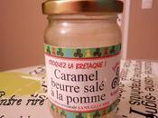 Gâteau fromage blanc, caramel beurre salé poires
