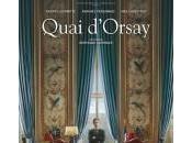 CINEMA Quai d'Orsay Bertrand Tavernier