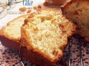 Cake raisins secs gout beurre