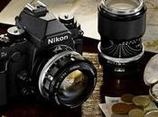 Nikon annonce reflex plein format style rétro