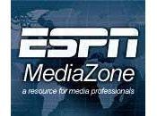 ESPN, média sportif plus consulté Etats-Unis
