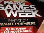 Événement Paris Games Week 2013