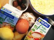 cuisine sans lactose Gratin dauphinois