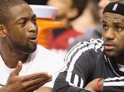 LeBron James joue blessé